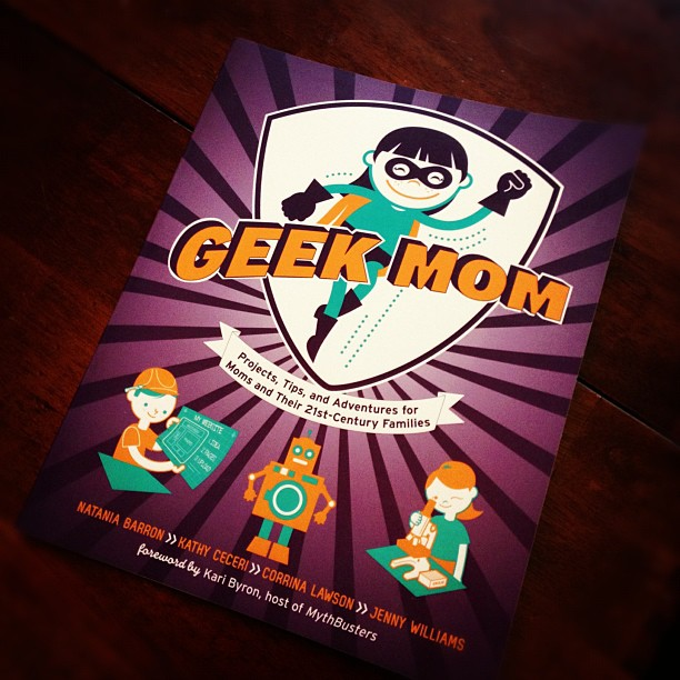 Geek Mom -- THE BOOK!